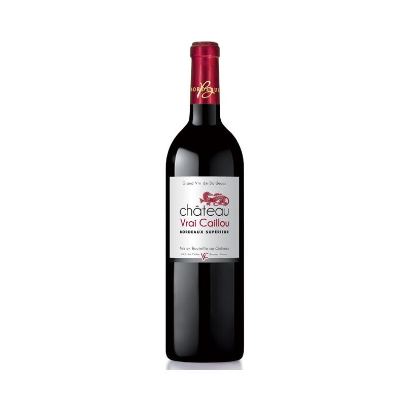 Bordeaux Supérieur Rouge A.O.C. 2015