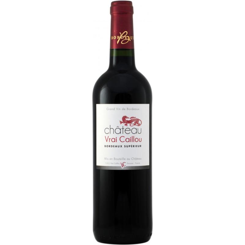 CHATEAU VRAI CAILLOU Bordeaux Supérieur A.O.C. 2017