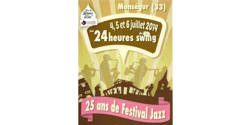 Les 24 heures du swing à Monségur